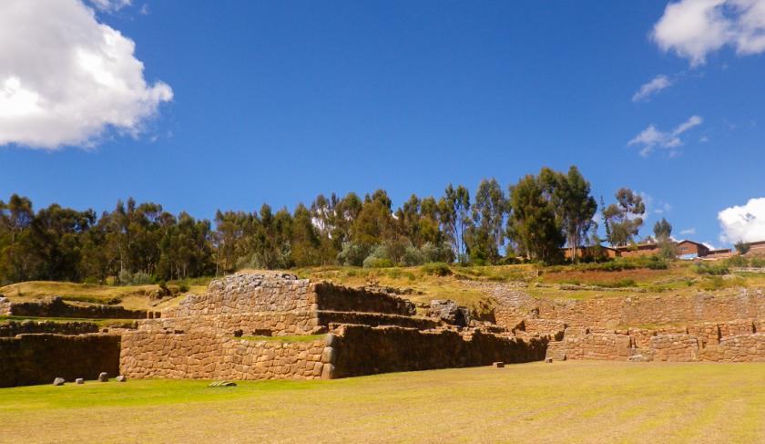 complejo arqueologico chinchero 2