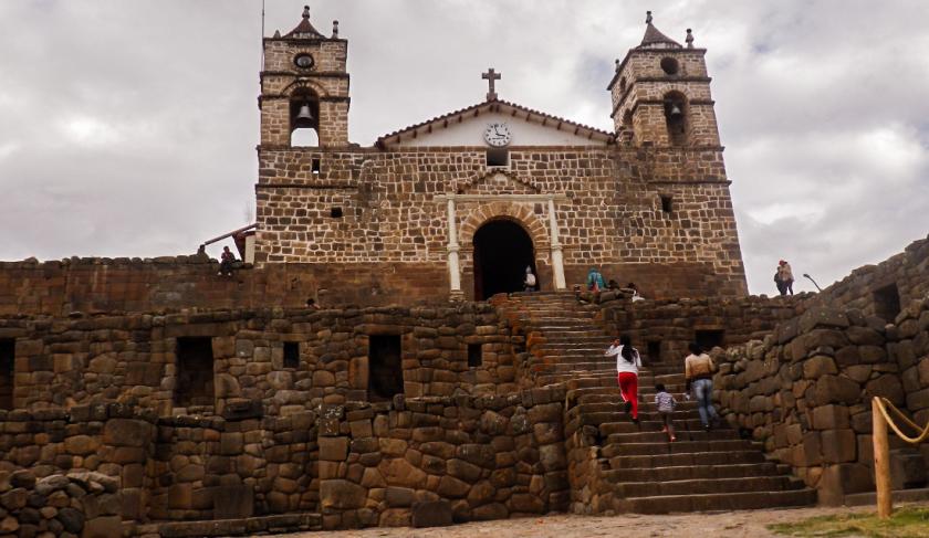 iglesia San Juan Bautista Vilcashuaman